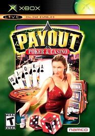 Payout Poker & Casino - XBOX - Used