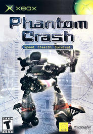 Phantom Crash - XBOX - Used