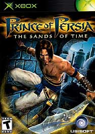 Prince of Persia: The Sands of Time - XBOX - Used
