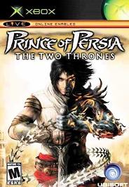 Prince of Persia: The Two Thrones - XBOX - Used
