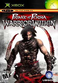 Prince of Persia: Warrior Within - XBOX - Used