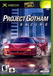Project Gotham Racing - XBOX - Used