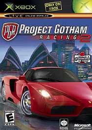 Project Gotham Racing 2 - XBOX - Used