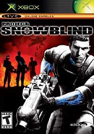 Project: Snowblind - XBOX - Used
