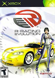 R: Racing Evolution - XBOX - Used