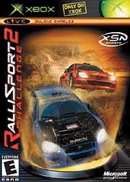 RalliSport Challenge 2 - XBOX - Used