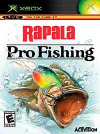 Rapala Pro Fishing - XBOX - Used