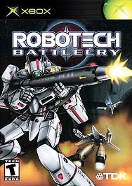 Robotech: Battlecry - XBOX - Used
