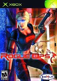 Rogue Ops - XBOX - Used