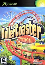 RollerCoaster Tycoon - XBOX - Used