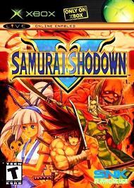 Samurai Shodown V - XBOX - Used