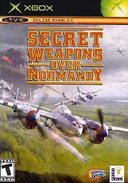 Secret Weapons Over Normandy - XBOX - Used