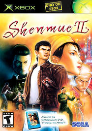 Shenmue II - XBOX - Used