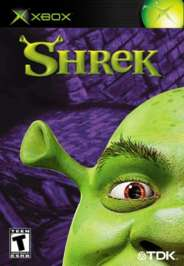 Shrek - XBOX - Used