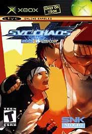SNK vs. Capcom: SVC Chaos - XBOX - Used