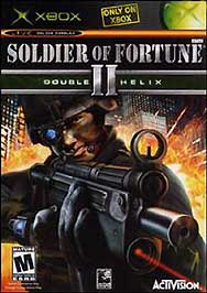 Soldier of Fortune II: Double Helix - XBOX - Used
