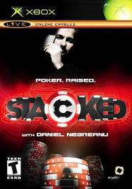 Stacked with Daniel Negreanu - XBOX - Used