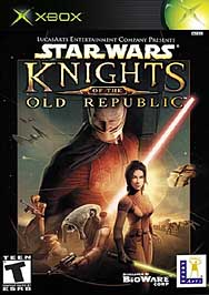 Star Wars Knights of the Old Republic - XBOX - Used