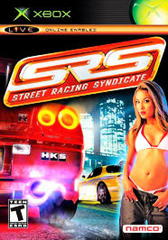Street Racing Syndicate - XBOX - Used