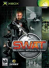 SWAT: Global Strike Team - XBOX - Used