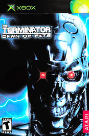 Terminator: Dawn of Fate - XBOX - Used