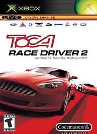 TOCA Race Driver 2 - XBOX - Used