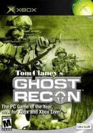 Tom Clancy's Ghost Recon - XBOX - Used