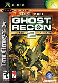 Tom Clancy's Ghost Recon 2 - XBOX - Used