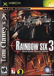 Tom Clancy's Rainbow Six 3 - XBOX - Used