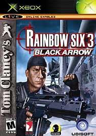 Tom Clancy's Rainbow Six 3: Black Arrow - XBOX - Used