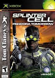 Tom Clancy's Splinter Cell Pandora Tomorrow - XBOX - Used