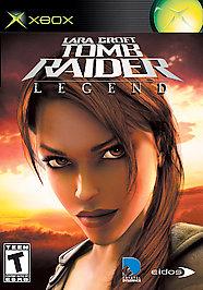 Tomb Raider: Legend - XBOX - Used