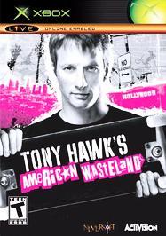 Tony Hawk's American Wasteland - XBOX - Used