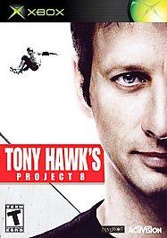 Tony Hawk's Project 8 - XBOX - Used