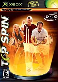 Top Spin - XBOX - Used