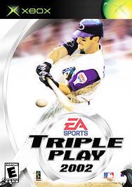 Triple Play 2002 - XBOX - Used