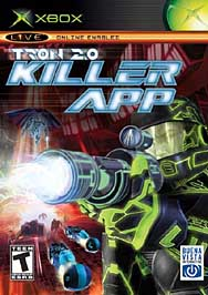 TRON 2.0: Killer App - XBOX - Used