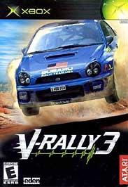V-Rally 3 - XBOX - Used