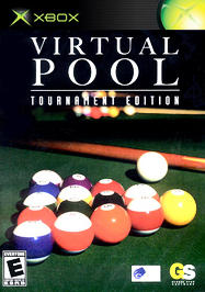 Virtual Pool Tournament Edition - XBOX - Used