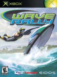 Wave Rally - XBOX - Used