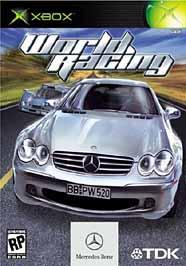 World Racing - XBOX - Used