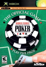 World Series of Poker - XBOX - Used