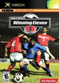 World Soccer Winning Eleven 9 - XBOX - Used