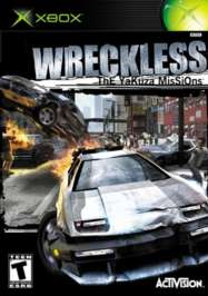 Wreckless: The Yakuza Missions - XBOX - Used