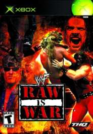 WWF Raw - XBOX - Used