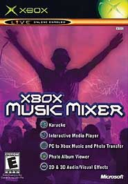 Xbox Music Mixer - XBOX - Used