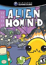 Alien Hominid - GameCube - Used