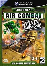 Army Men: Air Combat 'The Elite Missions' - GameCube - Used