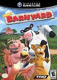 Barnyard - GameCube - Used
