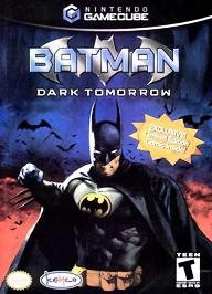 Batman: Dark Tomorrow - GameCube - Used